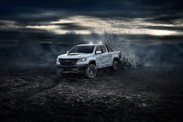 Best Pickup Truck of 2018 -- 2018 Chevrolet Colorado ZR2