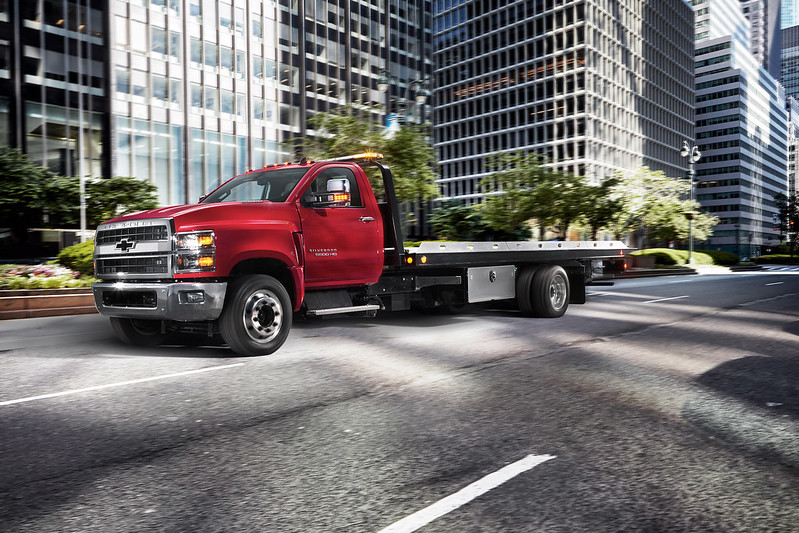 Check Out the Updates Coming to Medium-Duty Silverado Trucks | Fuller Chevrolet GMC Truck Blog | Rockland, ME