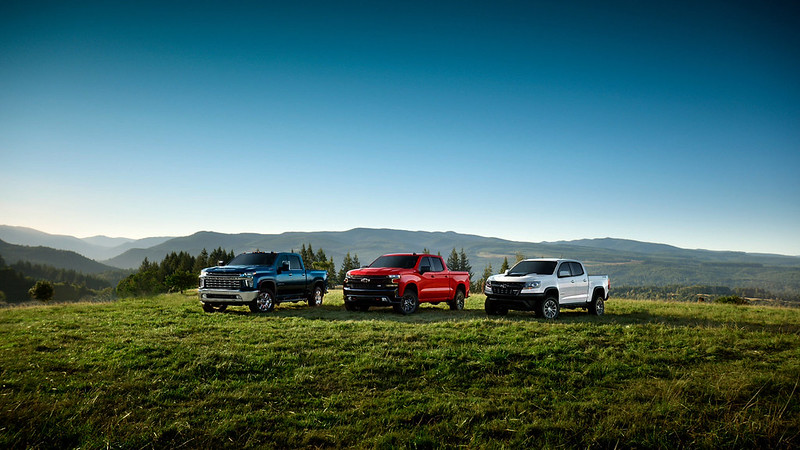 Changes Coming For 2022 Silverado and Sierra | Fuller Chevrolet GMC Blog | Rockland, ME