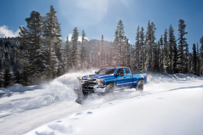 2021 Chevrolet Silverado HD Gains More Power | Fuller Chevrolet GMC Blog | Rockland, ME