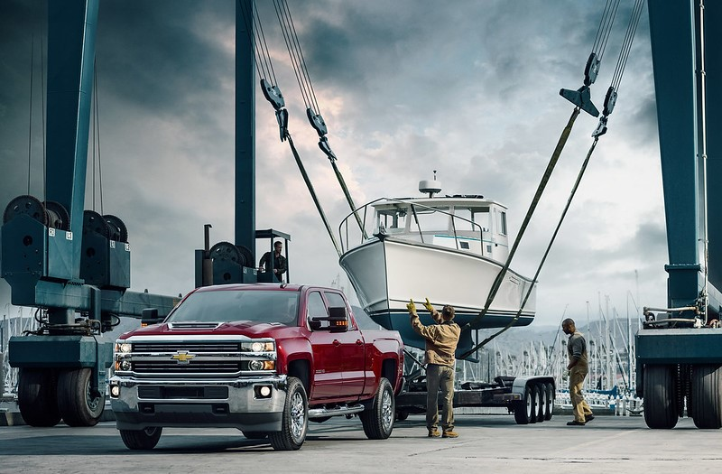 Chevy Models Make Best Diesel Pickup Trucks List for 2021 | Rockland, ME